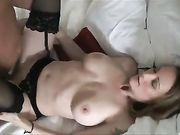 Husband Shares His Wife with Young Stud